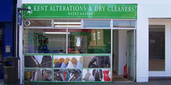 dry cleaners Ashford